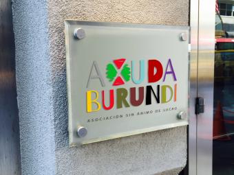 AXUDA BURUNDI